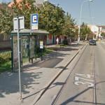 zastávka-Proškovo-náměstí